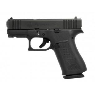 Glock - Pistolet - 43X Noir...