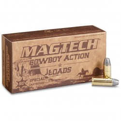 Magtech - Cartouches Cowboy...